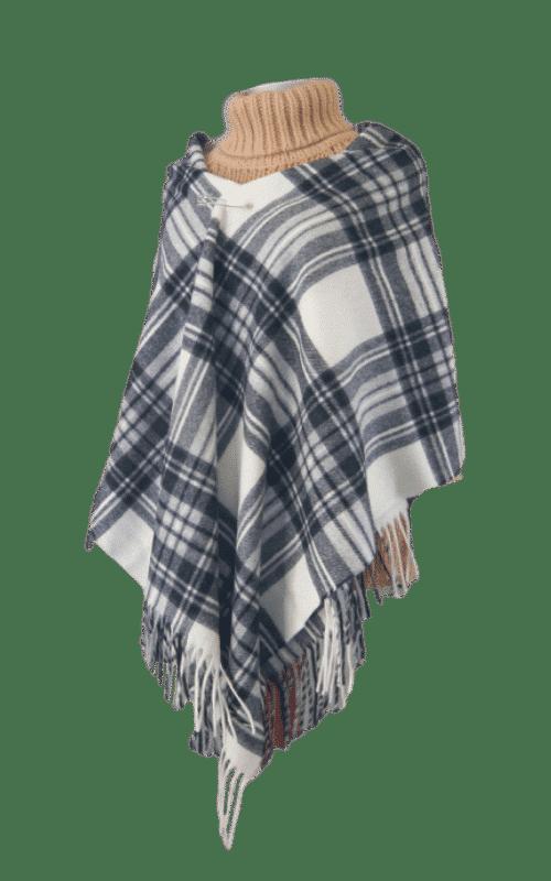 Sjaal Dress Grey Stewart XXL