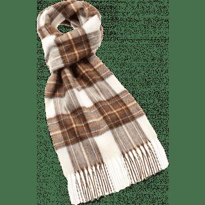 Sjaal Natural Dress Stewart 25x190