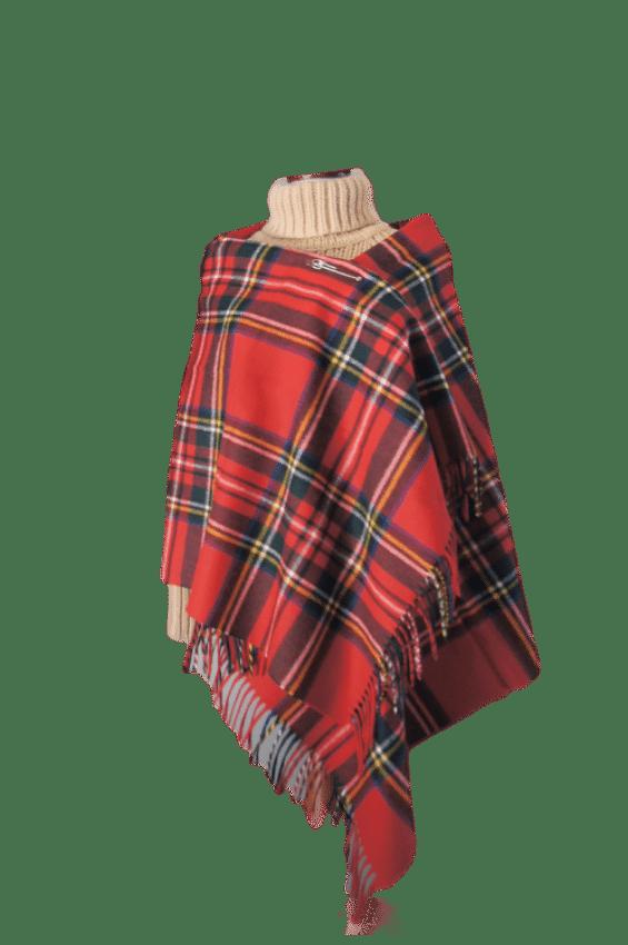 Sjaal Royal Stewart XXL