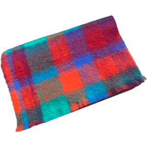 mohair plaid 500