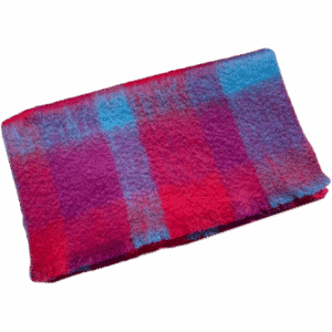 mohair plaid 501