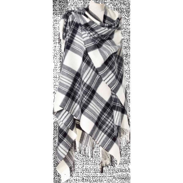 Cape Dress Grey Stewart