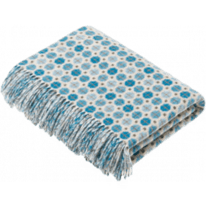 Plaid Milan Aqua