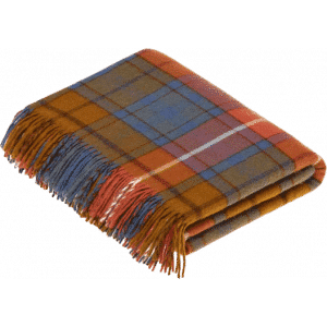 Tartan Decke Antique Buchanan