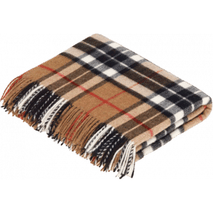 Tartan Plaid Camel Thompson