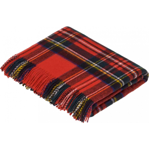 Tartan Plaid Royal Stewart