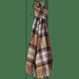 Sjaal Camel Stewart XL