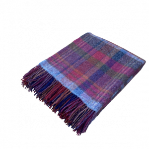 Plaid John Hanly winter 134