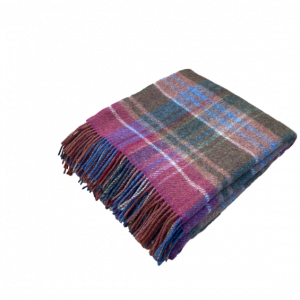 Plaid John Hanly winter 152