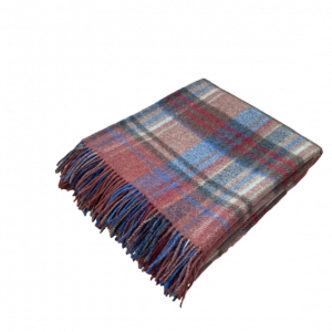 Plaid John Hanly winter 153